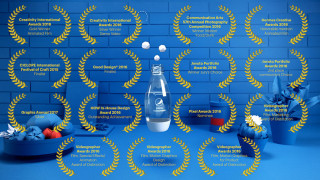 Cosmopola - AMAZING! We won even more awards for the pepsi homemade project