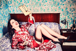Cosmopola - Eva Green for Glamour Italia