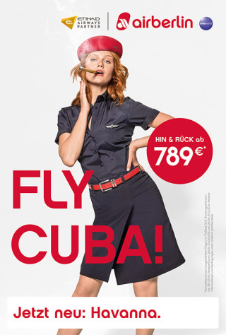 Cosmopola - Fly Cuba! with airberlin