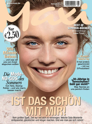 Cosmopola - Frauke Fischer for MAXI