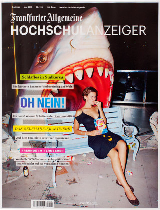 Cosmopola - Friends on TV and more to read in Hochschulanzeiger