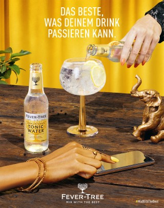 Cosmopola - Production by COSMOPOLA - Fever Tree - Indian Tonic