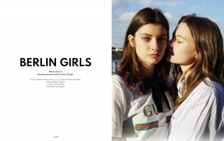 Cosmopola - Ron Flieger - BERLIN GIRLS, C-Heads Magazine