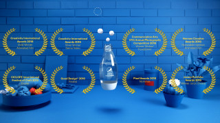 Cosmopola - We won 7 awards for the pepsi homemade project