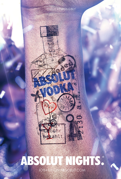 Cosmopola - Alexandra Kinga Fekete - Absolut Vodka