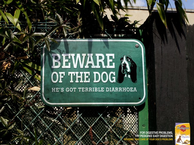 Cosmopola - Joseph Ford - Beware the Dog