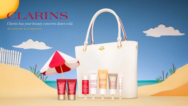 Cosmopola - Lacy Barry - Clarins