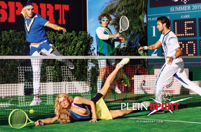 Cosmopola - Tony Kelly - Pleinsport, Paris Hilton