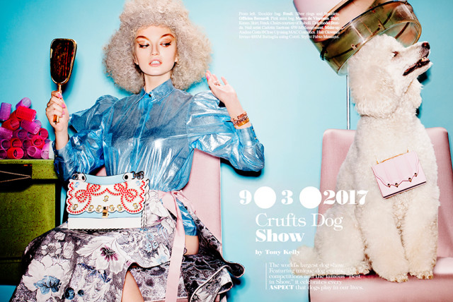 Cosmopola - Tony Kelly - VOGUE, Vogue Accessory - Save the Date MAGAZINE