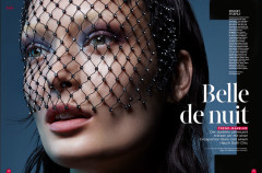 Cosmopola - Frauke Fischer - Dior Advertorial with Dior National Makeupartist Norman Pohl