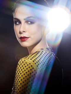 Cosmopola - Frauke Fischer - L`Oréal Advertorial with Lena Meyer-Landrut, Gala Beauty